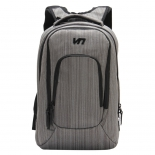 VN Unisex Multifunctional Grey Backpack