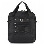 VN Unisex's Polyester Laptop Messenger Bag Mens Briefcase